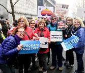 New York March