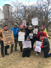 """LWV of Litchfield County at """"March for Our Lives"""""""